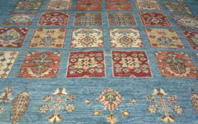How often should I have my rug professionally dusted?