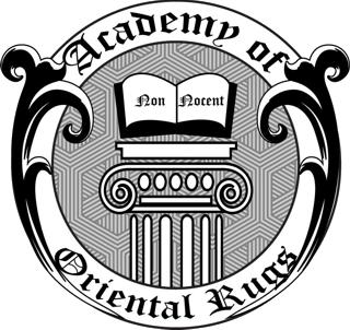Academy of Oriental Rugs Logo 320W