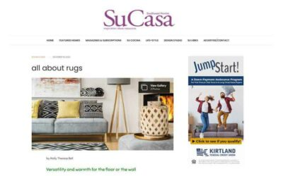 Su Casa – All About Rugs